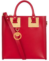 Sophie Hulme | Square Albion Tote | Lyst