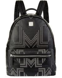 MCM - Small Studded Stark Gunta M Backpack - Lyst