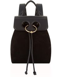 JW Anderson - Mini Pierce Backpack - Lyst