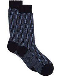 Pantherella - Waddington Cashmere Socks - Lyst