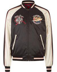 Ralph Lauren | Souvenir Alaska Bomber Jacket | Lyst