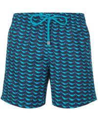 Vilebrequin - Moorea Hammock Fish Swim Shorts - Lyst
