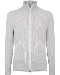 Tom Ford - Cashmere Zip-up Cardigan - Lyst