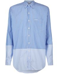 Vetements - Stripe Shirt - Lyst