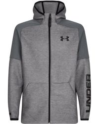 Under Armour - Move Zipped Hoodie - Lyst