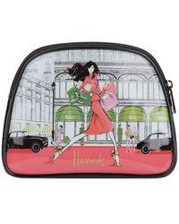Harrods - Megan Hess Luxury Lifestyle Cosmetic Bag - Lyst