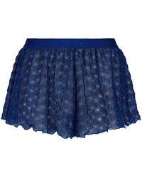 Missoni - Metallic Shorts - Lyst