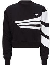 adidas Originals - Stripe Jumper - Lyst
