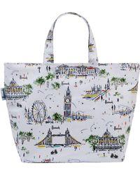a1a904a93f Harrods - Small Rainy Day Shopper Bag - Lyst