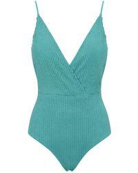 ViX - Scales Madalena Swimsuit - Lyst