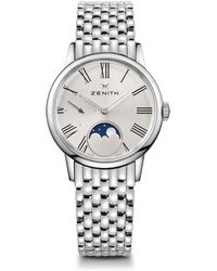 Zenith - Elite Lady Moonphase Automatic Watch 33mm - Lyst