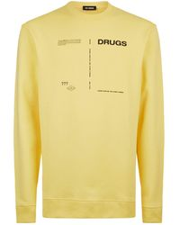 Raf Simons - Drugs Sweatshirt - Lyst