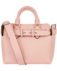 8b03cd68c26 Lyst - Louis Vuitton Baby Handbag Monogram Sunshine Express Purple ...