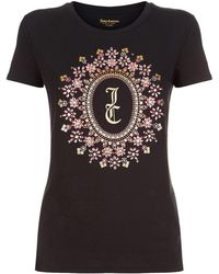 Juicy Couture | Starlight Cameo T-shirt | Lyst