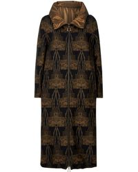 Akris - Tero Fruits Of Vienna Jacquard Coat - Lyst