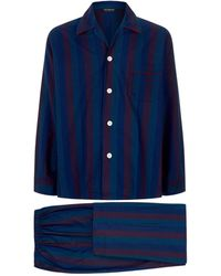 Harrods - Coloured Stripe Pyjama Set - Lyst