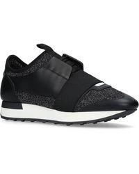 Balenciaga - Race Runner Sneakers - Lyst