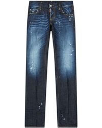 DSquared² - Slim Fit Jeans - Lyst