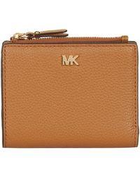 MICHAEL Michael Kors - Leather Wallet - Lyst