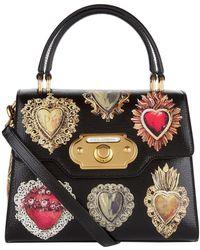 Dolce & Gabbana - Welcome Majolica Handbag - Lyst