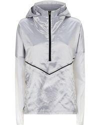 027bb7aebef5 Lyst - Nike Lightweight Running Jacket in Pink