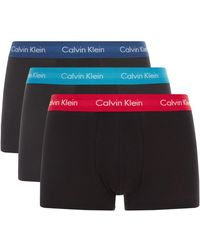 CALVIN KLEIN 205W39NYC - Low Rise Trunks (pack Of 3) - Lyst