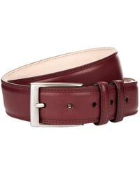 Harrods - Leather Belt - Lyst
