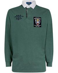 Polo Ralph Lauren - Crest Rugby Shirt - Lyst