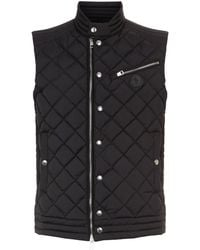 Moncler - Roy Quilted Gilet - Lyst