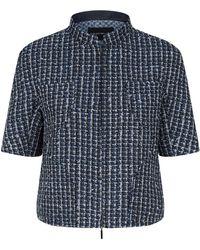 Armani - Tweed Jacket - Lyst