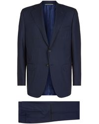 Canali - Tonal Pinstripe Two-piece Suit - Lyst