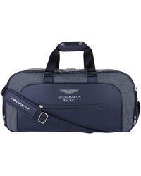 Hackett - Panelled Duffle Bag - Lyst