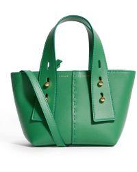 FRAME - Les Second Mini Leather Bag - Lyst