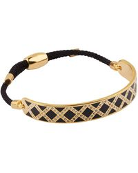 Halcyon Days - Crystal Embellished Bracelet - Lyst