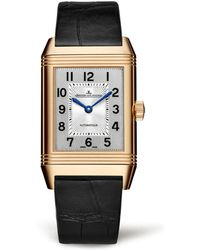 Jaeger-lecoultre - Reverso Classic Medium Duetto Watch - Lyst