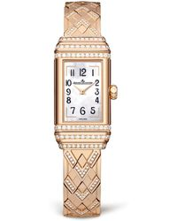 Jaeger-lecoultre - Reverso One Duetto Jewellery Watch - Lyst