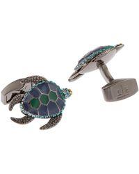 Tateossian - Turtle Cufflinks - Lyst