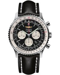 Breitling - Navitimer 01 Automatic Chronograph Watch 46mm - Lyst