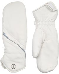 Bogner - Mona Leather Mittens - Lyst