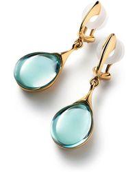 Baccarat - Gala Crystal Drop Earrings - Lyst