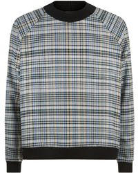 Stephan Schneider - Micro Check Sweater - Lyst