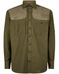 James Purdey & Sons - Technical Long Sleeve Shirt - Lyst