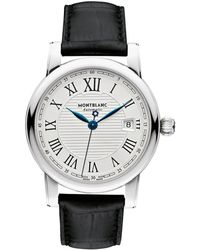 Montblanc - Star Date Automatic Watch - Lyst