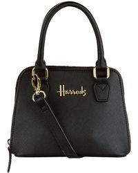 Harrods - Mini Logo Triangle Bag - Lyst