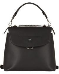Fendi | Black 'back To School' Backpack | Lyst