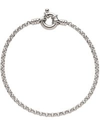 Links of London - Mini Belcher Charm Bracelet - Lyst