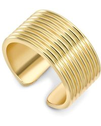 Theo Fennell - Gold Whip Torque Ring - Lyst