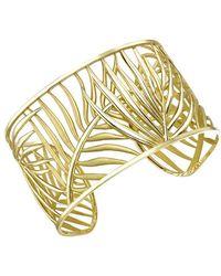 Theo Fennell - Palm Diamond Cuff - Lyst
