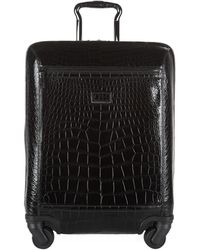 Tumi - Continental Alligator Carry-on Suitcase - Lyst