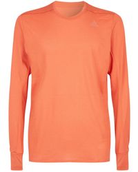 adidas - Supernova Long Sleeve T-shirt - Lyst